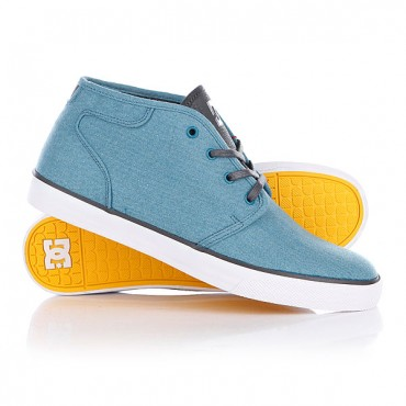 Купить кеды Dc Shoes Studion Mid Tx