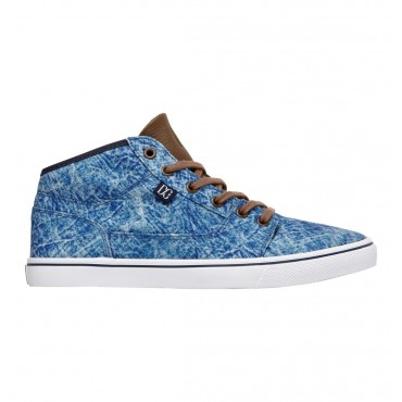 Кеды женские Dc Shoes Bristol Mid Le