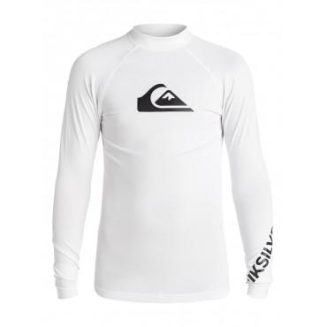 Гидро-футболка детская Quiksilver All Time LS Yth