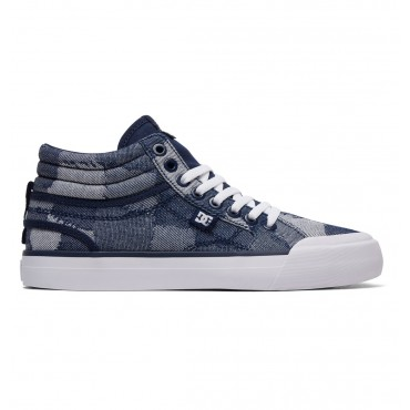 Кеды женские DC Shoes Evan High TX LE