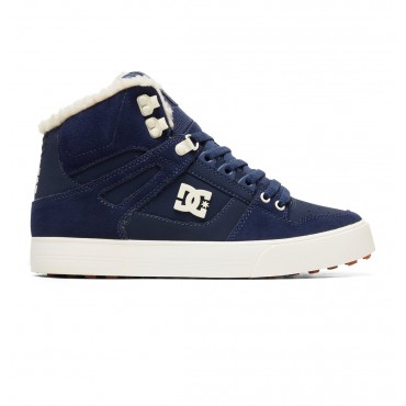 Кеды женские DC Shoes Pure High Winter
