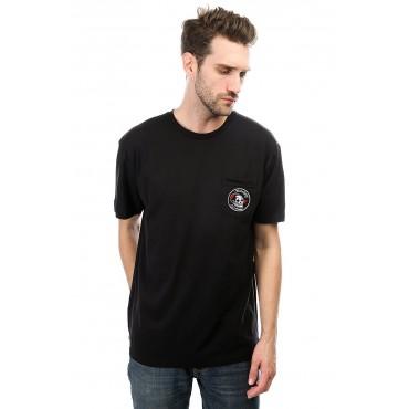 Dc Shoes  футболка мужская Cg Web Skull