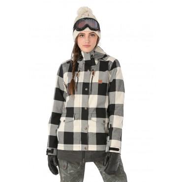 Куртка женская Dc Shoes сноубордическая Riji