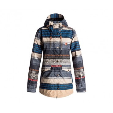 Куртка женская сноубордическая  Dc Shoes Riji