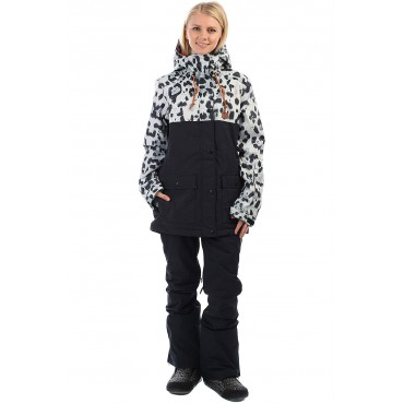 Куртка женская сноубордическая DC Shoes Cruiser
