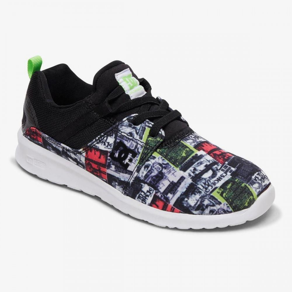 Кеды подростковые Dc shoes Heathrow Tx Se B Shoe
