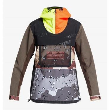 Куртка мужская сноубордическая DC Shoes Asap Anorak Se M Snjt