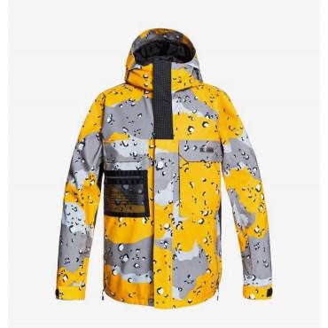 Куртка мужская сноубордическая DC Shoes Defiant Jacket M Snjt