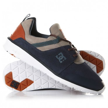 Кеды мужские DC Shoes Heathrow Prestige