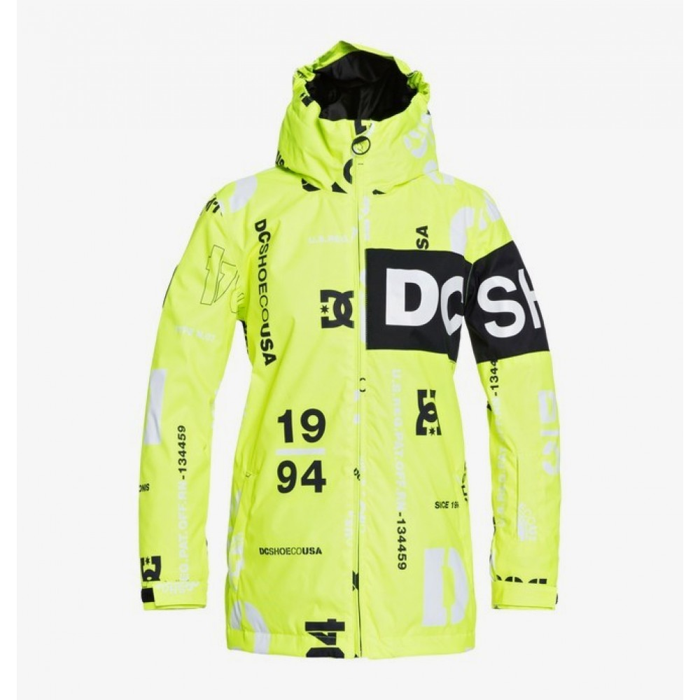 Куртка подростковая сноубордическая DC Shoes Prpagandaythjk B Snjt