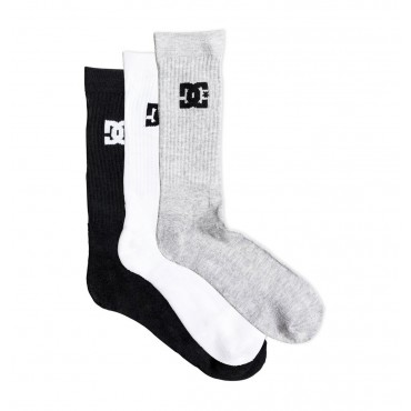 Носки DC Shoes SPP Crew (3 pairs)