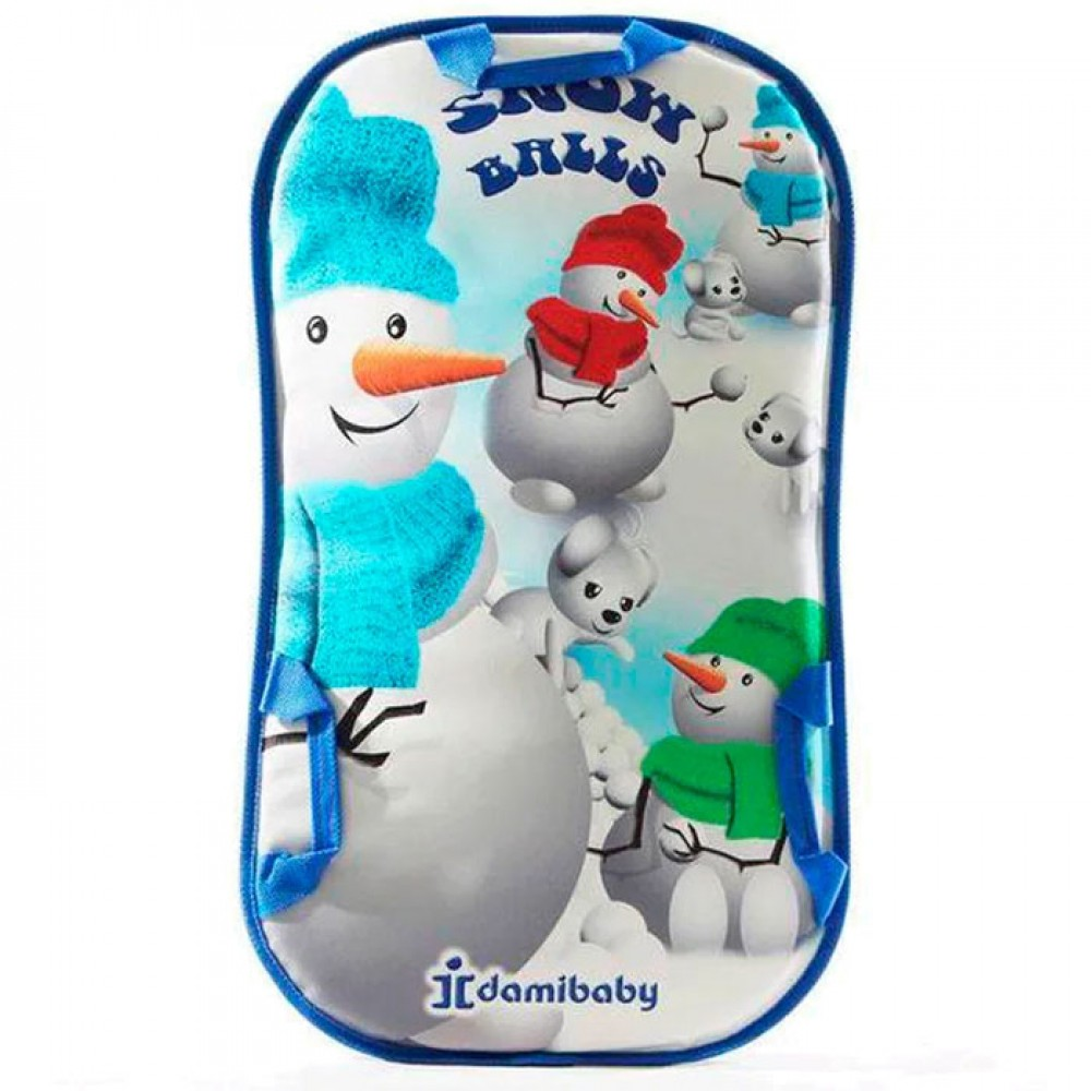Ледянка детская мягкая Деми (Веселые снежки)