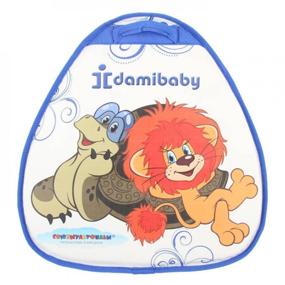 Ледянка детская мягкая Деми ( Львенок и Черепаха)