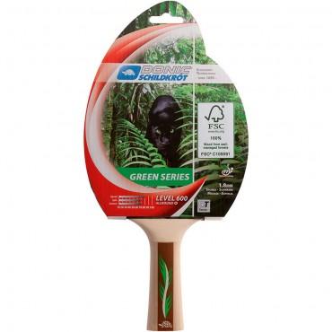 Купить ракетку для настольного тенниса Donic Schildkrot Green Series 600