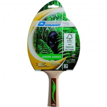 Купить ракетку для настольного тенниса Donic Schildkrot Green Series 500