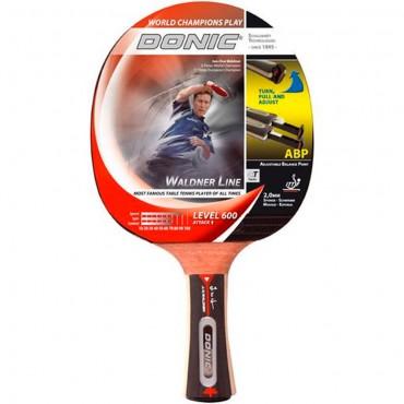 Купить ракетку для настольного тенниса + диск Donic Schildkrot Waldner 600
