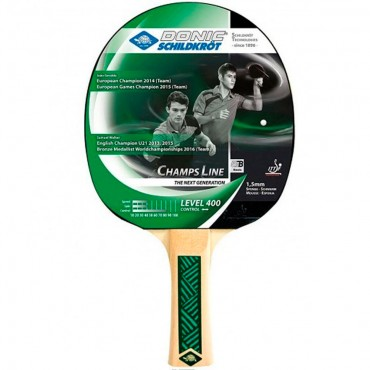 Купить ракетку для настольного тенниса  Donic Schildkrot Champs 400