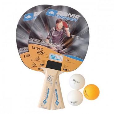 Набор для настольного тенниса Donic Schildkrot Level 300