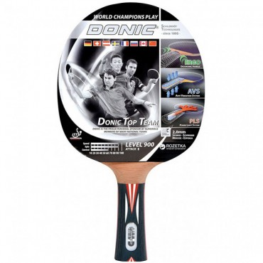Ракетка для настольного тенниса Donic Schildkrot Top Teams 900 AVS/PLS