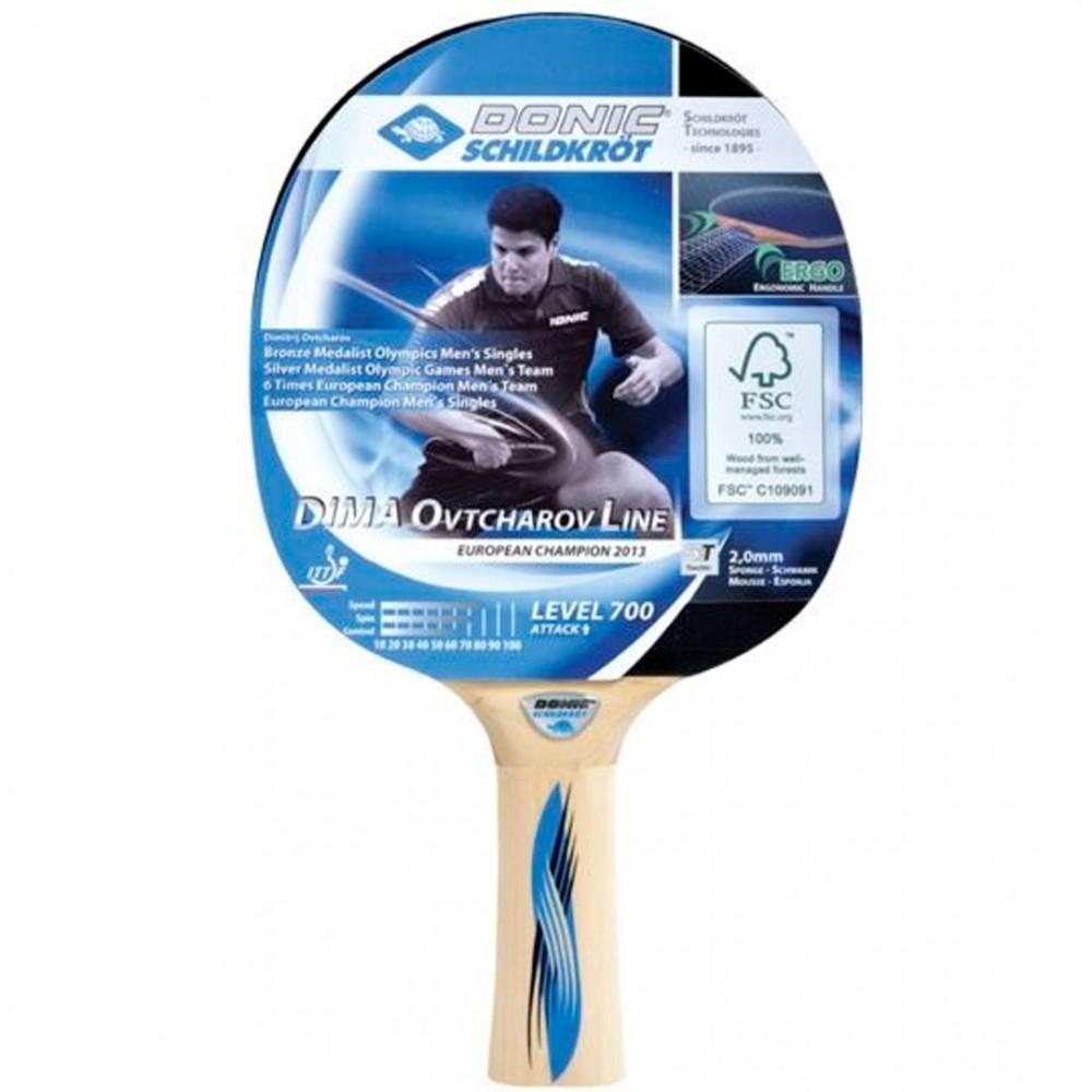 Ракетка для настольного тенниса Donic Schildkrot Dima Ovtcharov 700