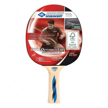 Ракетка для настольного тенниса Donic Schildkrot Dima Ovtcharov 600