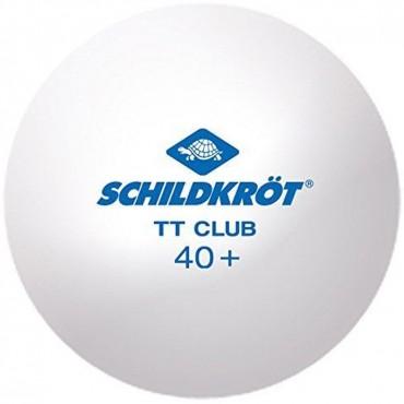 Шарик для настольного тенниса Donic Schildkrot TT-Ball T-One Trainingsball Poly 40+  (1шт)