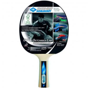 Купить ракетку для настольного тенниса Donic Schildkrot Dima Ovtcharov 1000 FSC