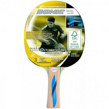 Купить ракетку для настольного тенниса Donic Schildkrot Ovtcharov 500