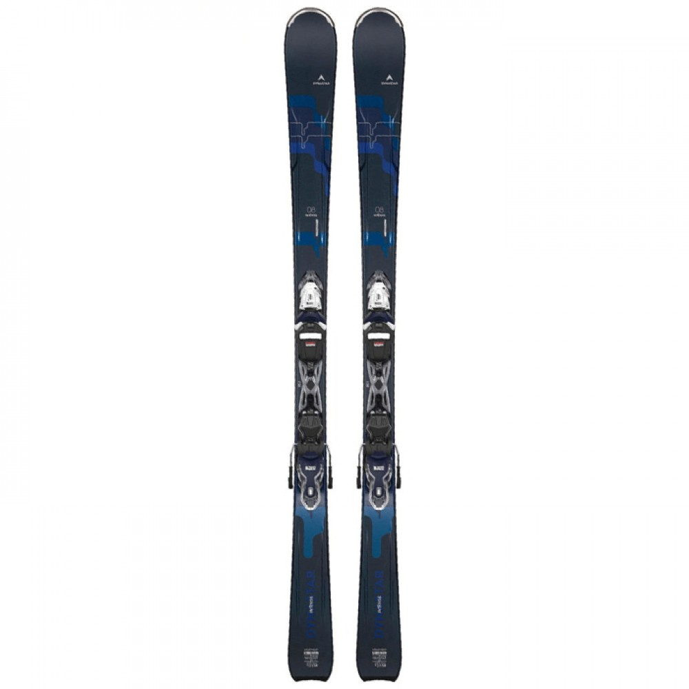 Лыжи горные Dynastar Intense 8 Xpress W 11 GW B83 black-dark blue