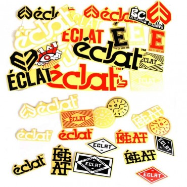Наклейка Eclat Stickerpack