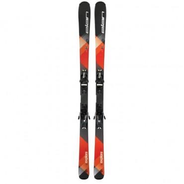 Лыжи горные Elan Explore 6 orange El 10
