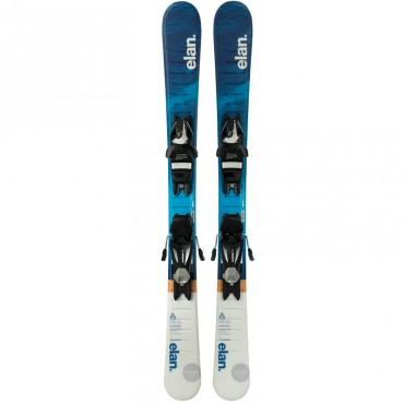Лыжи горные Elan Pinball Qs el 4.5
