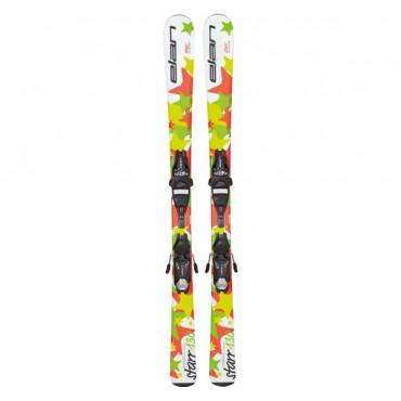 Лыжи горные Elan Starr QT el4.5