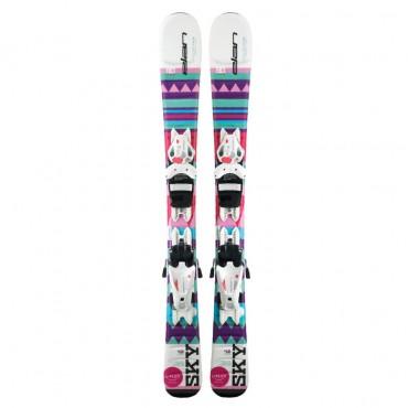 Лыжи горные Elan Sky Qs el 4.5/7.5