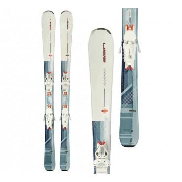 Лыжи горные Elan Delight Prime LS elw 9.0 shift white