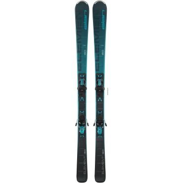 Лыжи горные Elan  Element black-blue LS elw 9.0
