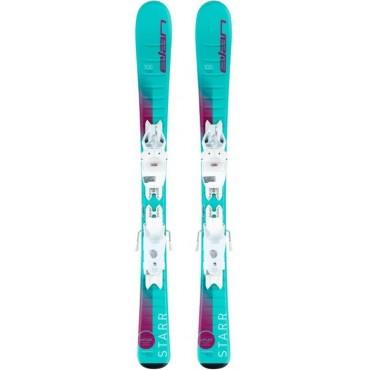Лыжи горные Elan  Starr QS el 7.5