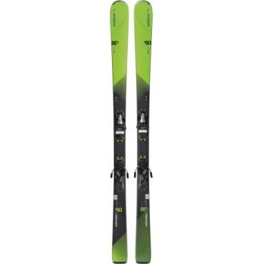 Лыжи горные Elan Amphibio 80 TI PS els 11.0 (2016- 2017)