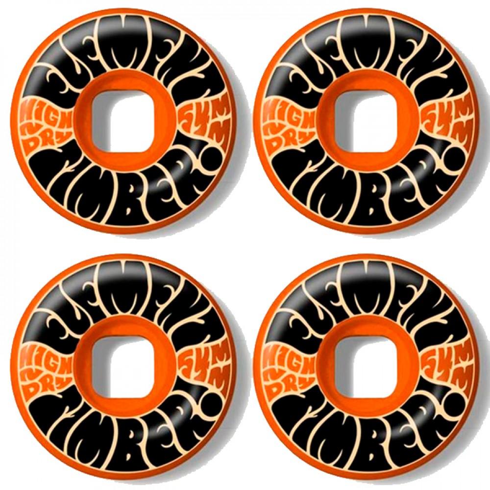 Колеса для скейта Element Timber High Dry 54mm