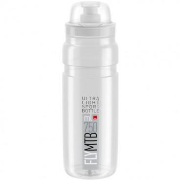 Бутылка для воды с крышкой Elite Fly Mtb