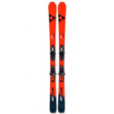 Горные лыжи Fischer Rc One 74 X TPR + RS 10 PR