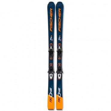Горные лыжи Fischer  Rc One 74S TPR + RS 10 PR