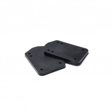 Комплект амортизаторов для лонгборда Footwork Eastcoast Riser Pads