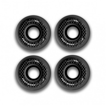Комплект колес  Footwork Fence  (форма  Cruiser)