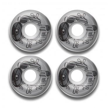 Комплект колес  Footwork VX 1000  (форма Sidecut )