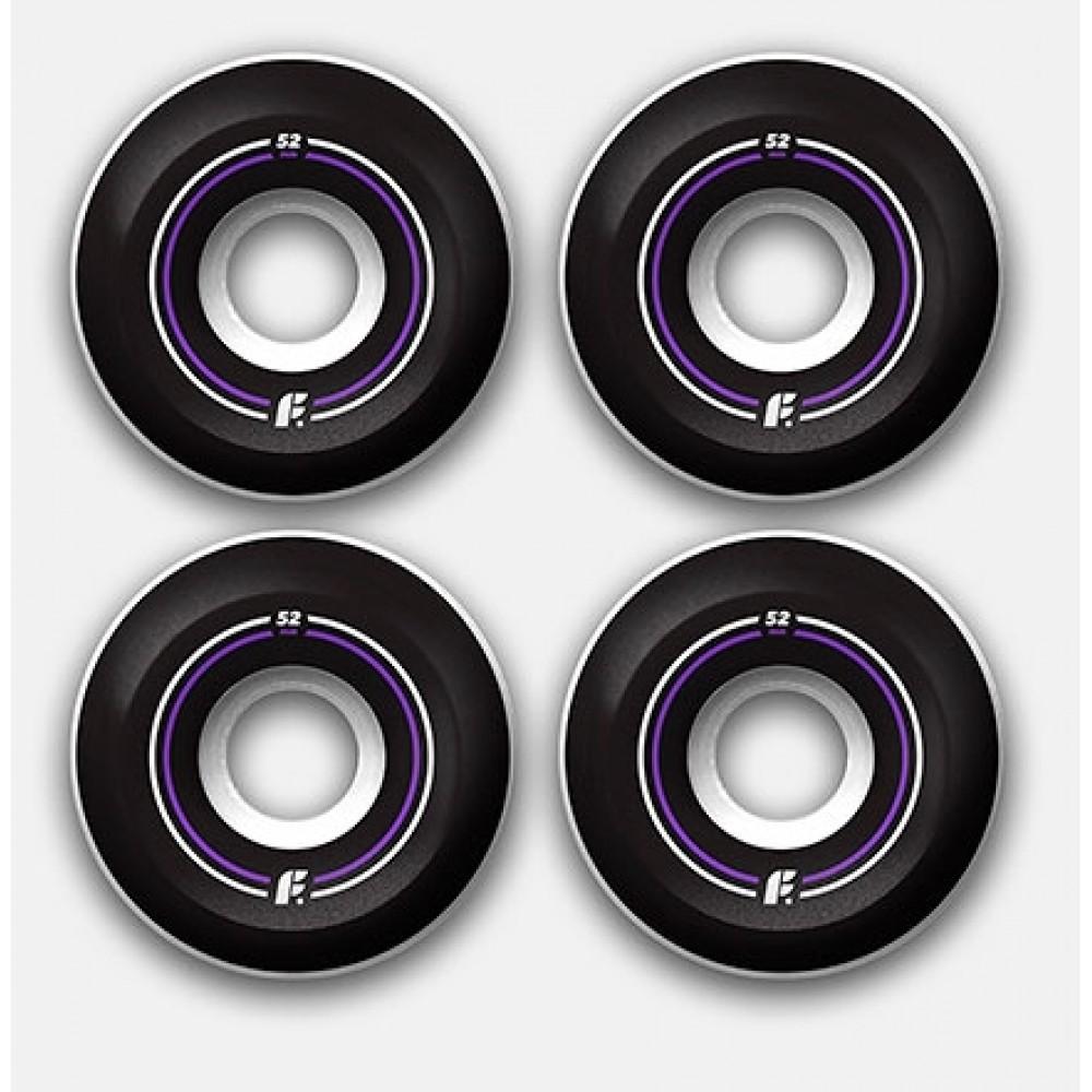 Комплект колёс Footwork Basic (форма Sidecut )