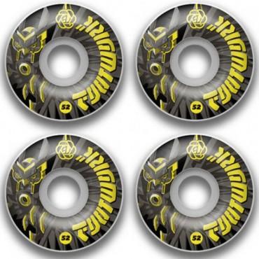 Комплект колёс Footwork Owl Beast (форма Round)