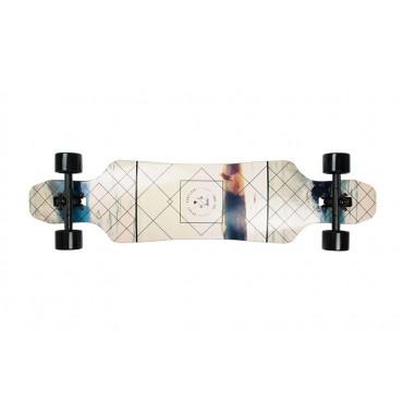 Скейт Fun4U Longboard Gorl
