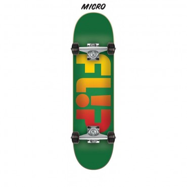 Скейтборд Santa Cruz Flip Odyssey Faded Green Micro