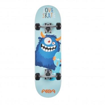 Скейтборд подростковый Fun4u Skater Monster